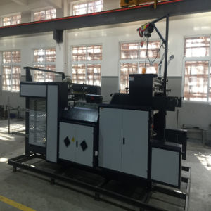 Automatic Water Based Soluble Window Paper Gluing Machine pictures & photos