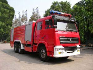 Water-Foam Fire-Fighting Trucks