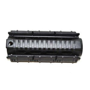 6.7inch Rifle Carbine Length Weaver/Picatinny Quad Rail Handguard W/ Covers pictures & photos