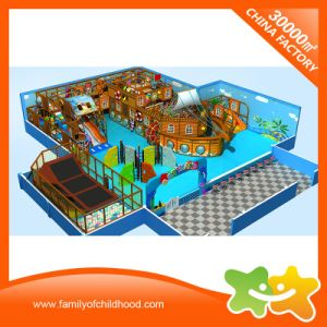 Pirate Ship Theme Indoor Soft Sport Equipment Children Playground for Sale pictures & photos
