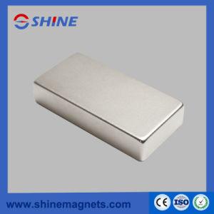 Neodymium Square Magnet N45 pictures & photos