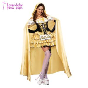2017 New Sexy Haloween Sassy Goldilocks Adult Womens Costume L1198 pictures & photos
