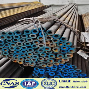 SAE52100/GCr15/EN31/SUJ2 Alloy Tool Steel Pipe For Mechanical pictures & photos