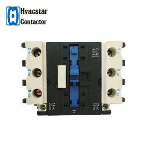 Hvacstar Cjx2 Series AC Contactor 40A Electrical Contactors 660V pictures & photos