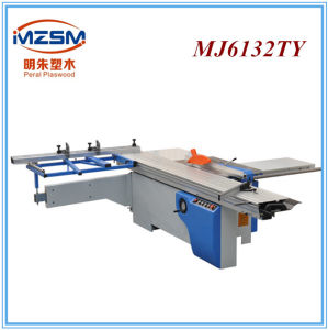 Mj6116tz Model Wood Cutting Machine Funriture Sliding Table Panel Saw pictures & photos