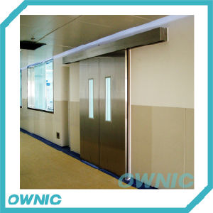 Qtdm-21 304 Stainless Steel Bi-Part Hermetic Door pictures & photos