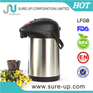 Double Wall Stainless Steel Insulated Airpot Water Dispenser pictures & photos