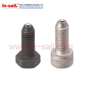 Round Head Slotted Spring Pin Plungers with Bolt pictures & photos
