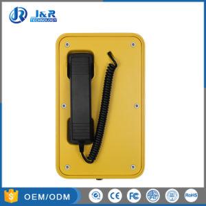 Hotline Tunnel Telephone, IP67 Weather-Resistant Telephone, Underground Metro Telephone pictures & photos