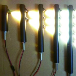 CREE LED 3W Cosmetic Display Lights pictures & photos