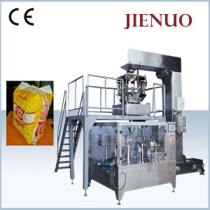 Jienuo High Speed Microwave Popcorn Pouch Packing Machine pictures & photos