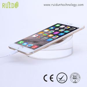 Cell Phone Accessory Display Stand with Alarm, Cell Phone Retail Display Stands, Security Charger Alarm for Apple Calbe pictures & photos
