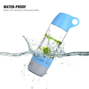Outdoor Waterproof Wireless Bluetooth Speaker with Power Bank 3000mAh pictures & photos