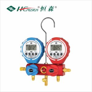 Digital Pressure Gauge / Digital Manifold Set / Digital Manometer pictures & photos