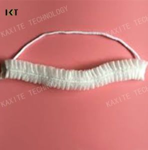 Disposable Nonwoven Beard Cover Mouth Cover pictures & photos