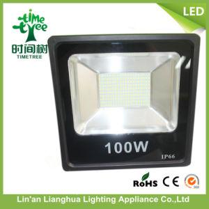 High Lumen Die Casting Aluminum 100W LED Floodlight pictures & photos
