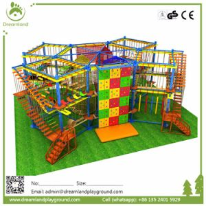 High Level Ropes Course, Obstacle Course Equipment, Adventure Playground pictures & photos