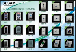Cards Hotel Proximity Security Systems with LED Light (SH1C) pictures & photos