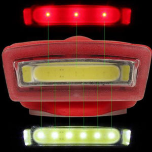 GB22 Mini COB LED USB Rechargeble Bicycle Tail Light pictures & photos