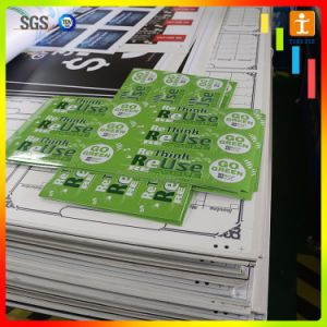 Shanghai Best Quality Self Adhesive Vinyl Sticker pictures & photos