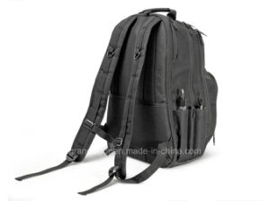 600d Polyester Airclassics Pilot Backpack with Padded Adjustable Shoulder Straps pictures & photos