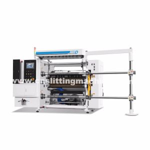 Ztm-D PLC High Speed Slitter Rewinder pictures & photos