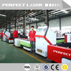 Factory Directly Supply 3mm Stainless Steel CNC Fiber Laser Cut Machine pictures & photos