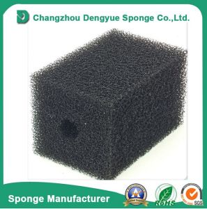 K-Style Gutter Use Reticulated Eco-Friendly Triangle Shape Gutter Filtering Foam pictures & photos