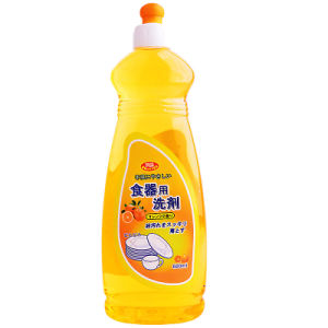 Kitchen Cleaner Lemon Cleaning Liquid for Dish Washing pictures & photos