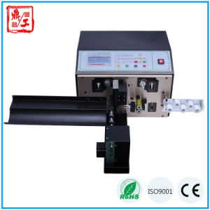 Fully Automatic Coaxial Wire Stripping and Twisting Machine pictures & photos