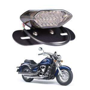 Universal 8W 12V LED Motorcycle Taillights with 16 Lamp Beads pictures & photos