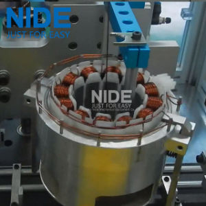Automatic Stator Coil Needle Winder BLDC Winding Machine for Fan Motor pictures & photos