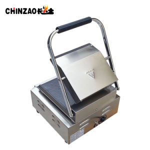 Hot Sale Commercial Flat Contact Sandwich Grill pictures & photos