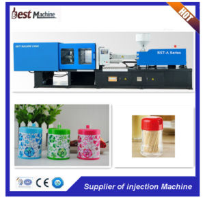 Customized Plastic Tooth-Pick Making Machine / Injection Molding Machine pictures & photos