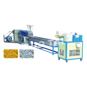 China electric motor screen changer plastic recycling for Electric motor recycling machine