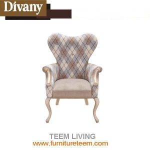 French Country Style Wooden Book Reading Chair pictures & photos