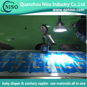 Full-Automatic High Speed Baby Diaper Making Machine with Ynk450-Hsv pictures & photos