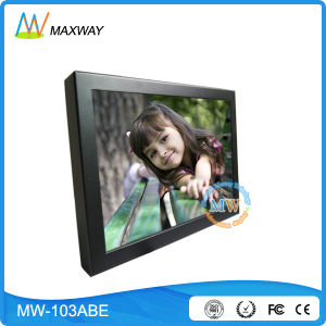 10.4 Inch 4: 3 Wall Mount Android Advertising Tablet with Poe pictures & photos