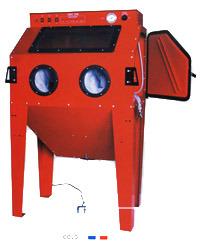 350L Vertical Sandblast Cabinet (DJ-SBC350) pictures & photos