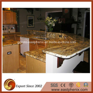 Surface Finished Granite Stone Countertop for Kitchen/Bathroom pictures & photos