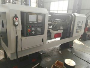 Low Cost CNC Lathe Machine (CK6150) Made in China pictures & photos
