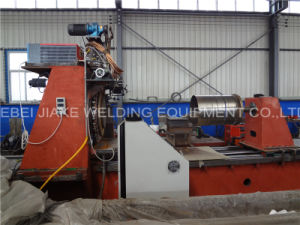 Johnson Water Well Screen Welding Machine pictures & photos