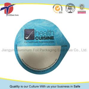 133mm Diameter Soup Plastic Cup Aluminum Foil Lid pictures & photos