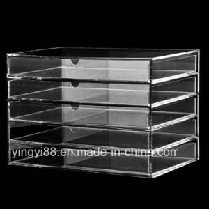 High Quality Acrylic Cosmetic/Makeup Organizer pictures & photos