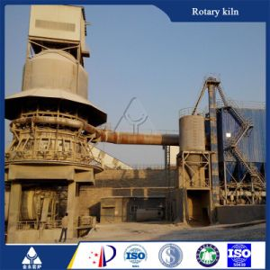 Active Lime Rotary Kiln/ Lime Kiln for Active Lime Plant/ Calcination Production Line pictures & photos