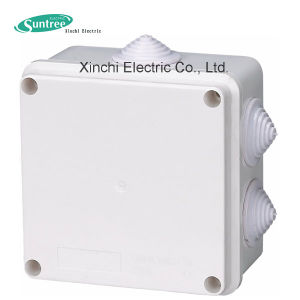 100X100X70mm CE Approached ABS Plastic Waterproof Electrical Box pictures & photos