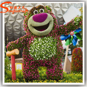 Customized Artificial Animal Topiary Plant for Decoration pictures & photos