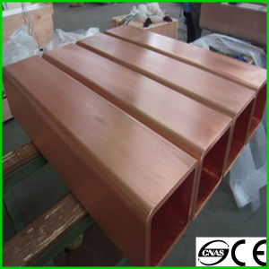 China Manufacturer of Square Copper Mould Tube for CCM pictures & photos