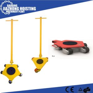 Hand Cranking Machine Trolley, Skates pictures & photos
