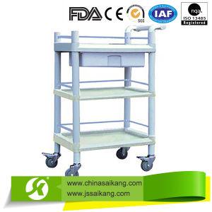 Hospital Medicine Cart for Nursing Care pictures & photos